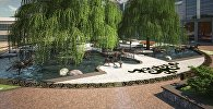 Проект реконструкции фонтанного комплекса у ЦУМа