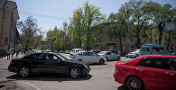 Бишкектеги жол. Архив