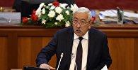 Депутат Исхак Масалиевдин архивдик сүрөтү