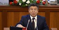 Депутат Алмамбет Шыкмаматов