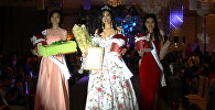 Кыргызстан сулуусу сынагын Нурпери Акылова жеңип алды