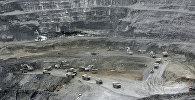 Золотоносный рудник Кумтор в Кыргызстане