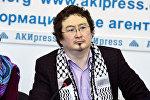 Архивное фото директора независимого аналитического центра Религия, право и политика Кадыра Маликова