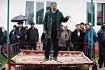 Кыргызстандын мурдагы президенти Курманбек Бакиев. Архив