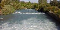 Река Ак-Буура. Архивное фото