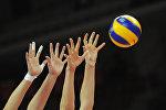 Волейбол беттеши. Архив