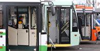 Троллейбусы. Архивное фото