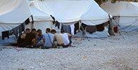 Сириялык качкындардын лагери. Архив