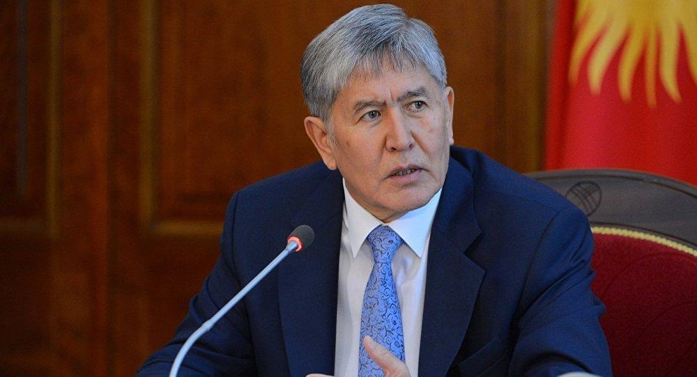 Текебаев объявил обимуществе президента наКипре— Атамбаев поручил проверить