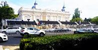Баку в ожидании старта Формулы-1