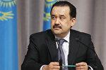 Казакстандын премьер-министри Карим Масимов. Архив