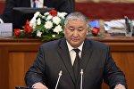 Республика — Ата-Журт фракциясынын депутаты Максат Сабировдун архивдик сүрөтү