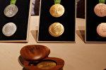 Олимпиядалык медалдар. Архив