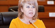 ЖК депутаты Ирина Карамушкинанын архивдик сүрөтү