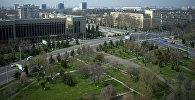 Вид на город Ташкент, Узбекистан. Архивное фото