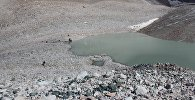 Горное озеро. Архивное фото