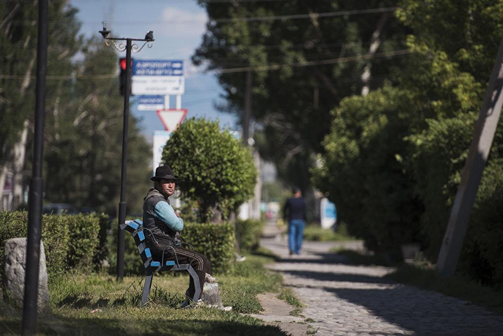 Народ Кыргызстана в объективе фотографа: Иссык-Кульская область