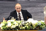 Конечно, несправедливо – Путин об отстранении от Олимпиады легкоатлетов из РФ