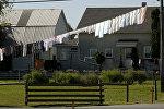 Община амишей в США. Архивное фото