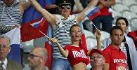 Футбол. Чемпионат Европы - 2016. Матч Россия - Словакия