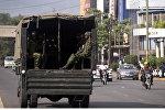 Кения полиция кызматкерлери. Архив