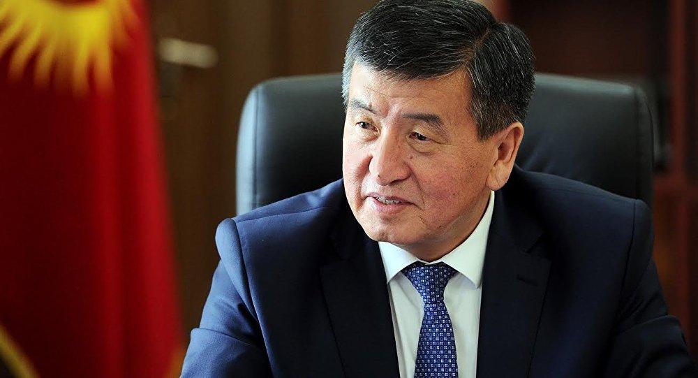 Президент Кыргызстана назначил Жээнбекова премьер-министром страны