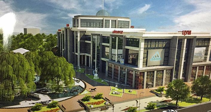 Заседание градостроительного совета под председательством мэра Бишкека Албека Ибраимова