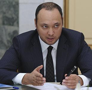 Сын беглого президента Курманбека Бакиева — Максим Бакиев. Архивное фото