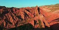 Ажайып Кыргызстан: жомоктогудай Жомок каньону