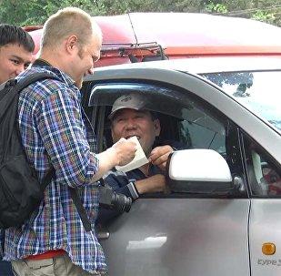 Обманут ли иностранца бишкекские таксисты — социальный эксперимент
