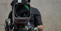 Камера трансляции. Архивное фото