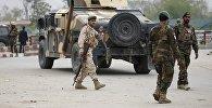 Афганистандын аскерлери. Архивдик сүрөт