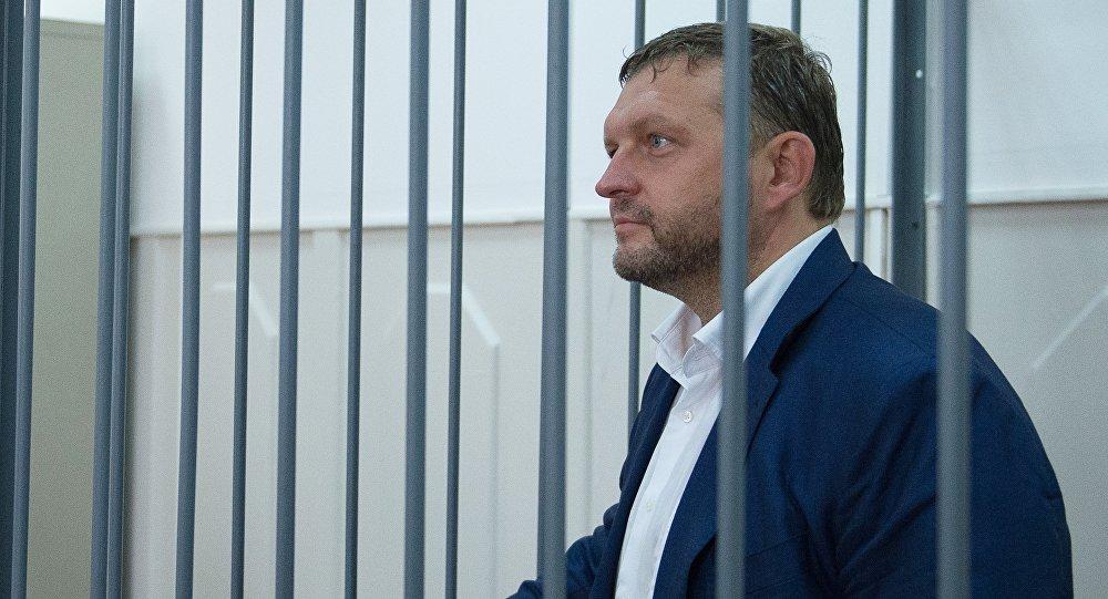 Никита Белых непризнал вину вполучении взятки в 400 000 евро