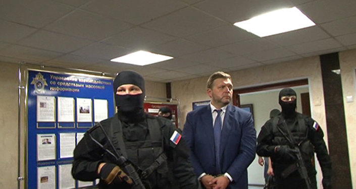 Начался процесс обизбрании меры пресечения губернатору Кировской области Никите Белых