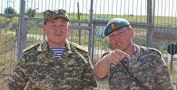 Новый командующий Национальной гвардией КР Мирбек Касымкулов совершил оперативно-полевую поездку по соединениям и частям южного региона страны