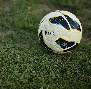 Футбол тобу. Архивдик сүрөт