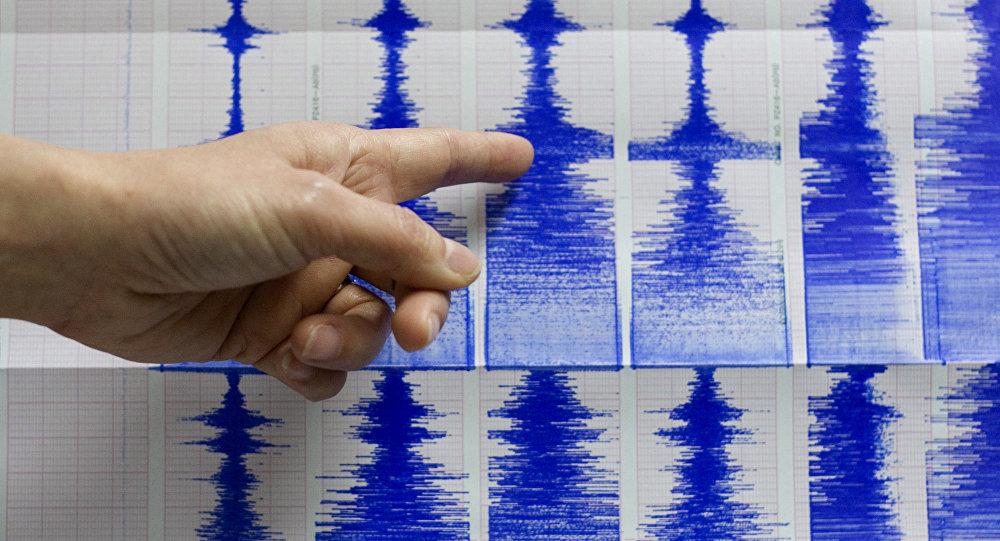 Землетрясение вТаджикистане ощутили вБаткенской иОшской областях