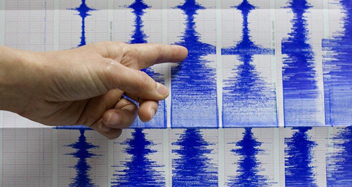 Землетрясения произошли вКазахстане иКиргизии
