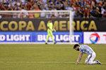 Аргентинанын капитаны Лионель Месси.