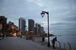 Бейрут шаарына көрүнүш. Архивдик сүрөт