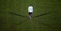 Нападающий сборной Аргентины Лионель Месси. Архивное фото