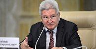 Председатель партии «Ар-Намыс» Феликс Шаршенбаевич Кулов. Архивное фото