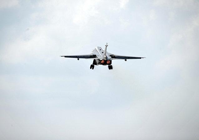 Су-24. Архивное фото