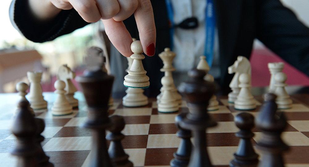 Шахмат оюну. Архив