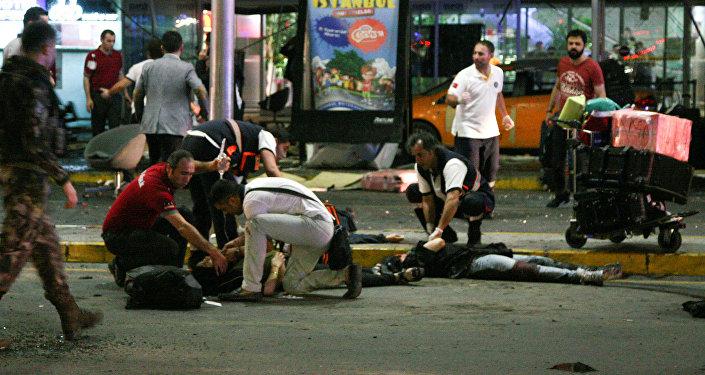 По последним данным, от трех взрывов погибли 36 человек