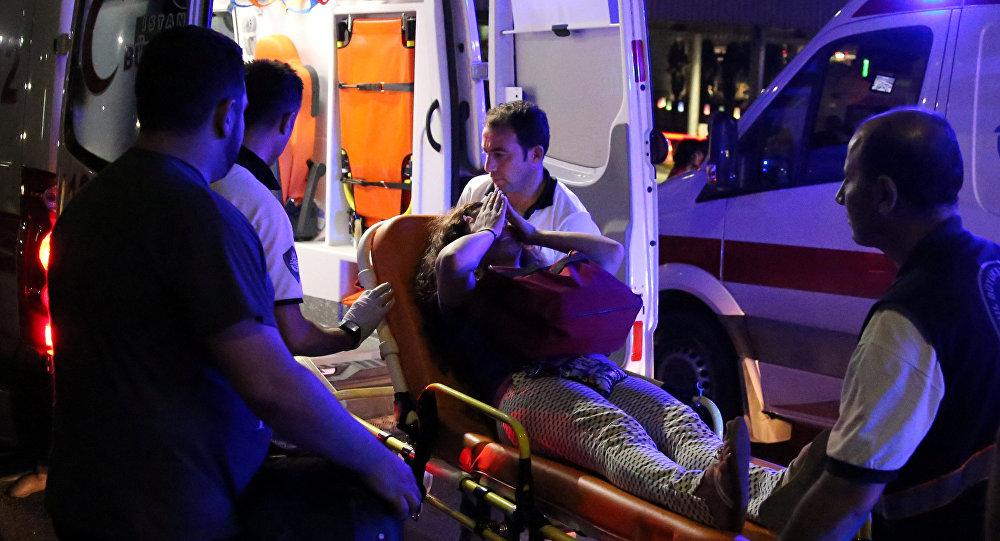 МИД Киргизии уточнил, что втеракте вСтамбуле ранен один житель страны