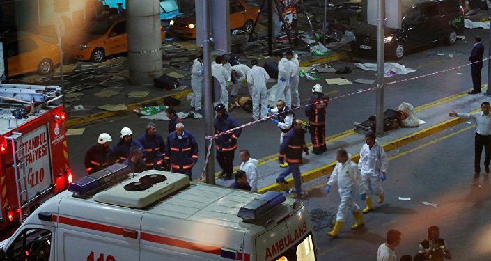 Взрывы произошли в ночь со вторника на среду в 1.00 по бишкекскому времени