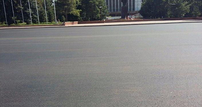 Но в связи с проведением дорожно-ремонтных работ он будет организован на улице Фрунзе, на отрезке от Абдрахманова до Ибраимова.