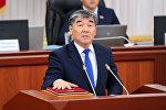 Турдуназир Бекбоев президенттик аппараттын Мамлекеттик жана аймактык башкаруу, кадрдык иш бөлүмүнүн башчысы болуп дайындалды