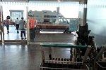 Стамбул аэрпортундагы тез жардам кызматы. Архив